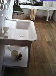 Hardwood Floor Bathroom Awesome Angle Cut Reclaimed Wood Bathroom Floor A Architectural