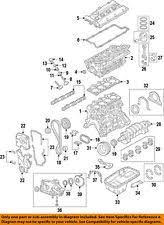 kia soul oil pumps kia oem 12 13 soul engine timing cover 213502e021 fits kia soul