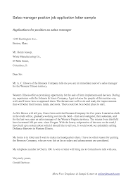 Job Application Sample Samples Of Formal Letters Applying For A Job 9