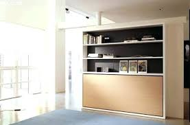 murphy bed desk folds. Fold Away Wall Bed With Desk On Request Pull Down  . Folding Murphy Folds