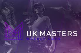 uk masters announces weekly cups in pubg lol dota 2 esports