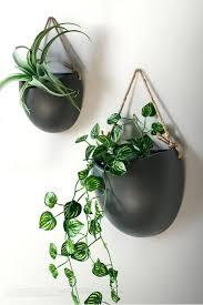 ceramic wall planters hanging