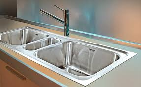 triple bowl sinks