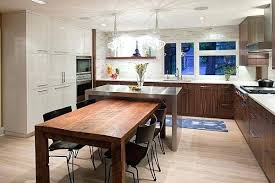 kitchen island dining table combo. Interesting Kitchen Kitchen Island Dining Table Combo With Chairs  Chairs Intended E