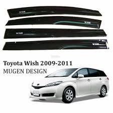 2018 toyota wish. beautiful wish air press window mugen style door visor for toyota wish 20092011 throughout 2018 toyota wish e