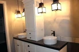 Vintage bathroom lighting ideas bathroom Ceiling Light Vintage Bathroom Lighting Ideas Hanging Bathroom Lights May Change Your Mood Bathroom Cabinets Ikea Caduceusfarmcom Vintage Bathroom Lighting Ideas Hanging Bathroom Lights May Change