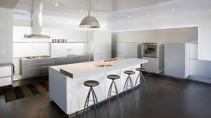 Impressive Modern White Kitchens R With Innovation Ideas