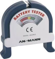 <b>Ansmann 4000001</b>-510 Universal <b>Battery Tester</b> | Conrad.com