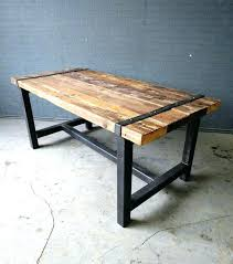 Dining Table Industrial Rooms Apartment Decor Rustic Recycled Furniture Perth Large Size Of Round Room Per