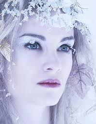 makeup jobs ice queen image inspiration ice queen