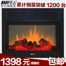 get ations fu er jia european electric fireplace heater remote control electric fireplace fireplace core simulation flame fej