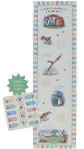 Guess How Much I Love You Photo Growth Chart Amazon Co Uk