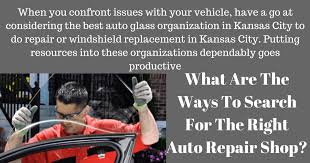 windshield replacement kansas city
