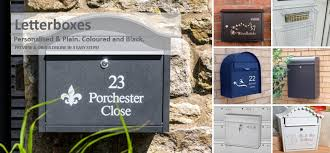 included in our range of postboxes are wall mounted letter boxes metal letterboxes plastic letterboxes and coloured