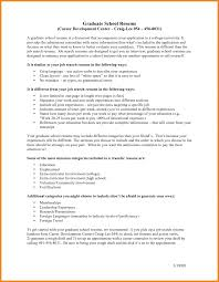 Lovely Sample Graduate Student Resume Objective Images Entry