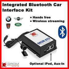 grom audio bt3 bluetooth car kit for bmw 3 5 x3 x5 m3 m5 z3 z4 z8 m grom audio bt3 kit bluetooth intégré bmw 3 5 7 x3 x5 m3 m5 z3