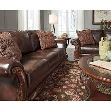 leather sofa with wood trim 21 with leather sofa with wood trim