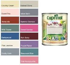 Cuprinol Garden Shades Paint Outdoor Furniture Sheds Fences