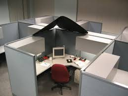 office cubical.