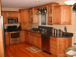 Solid Wood Kitchen Furniture Kitchen Rustic Hickory Kitchen Cabinets Solid Wood Kitchen