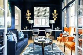 Blue And Orange Living Room Navy Blue And Orange Living Room Decor Magnificent Navy Blue Living Room