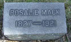 Rosalie Russell Mack (1827-1921) - Find A Grave Memorial