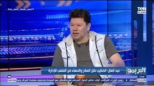 TeN TV - رضا عبد العال عن الصراع بين الأهلي والزمالك:...