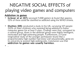 video game addiction essay essay on video games