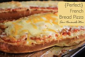 homemade french bread pizza. Exellent Pizza Perfect French Bread Pizza In Homemade