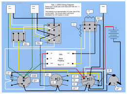 l single coil mod help com everything makes sense on that diagram when we get to the after diagram we are getting confused it be because it is modded for the aguilar pre amp
