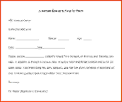 Free Fake Doctors Note Work 27 Images Of Free Fake Doctors Note Template For Work Unemeuf Com