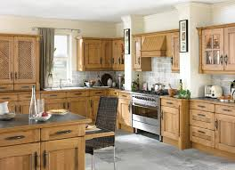 modern country kitchen with oak cabinets. Modren Oak Country Kitchen Pippy Oak To Modern With Cabinets O