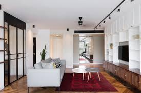 A Bauhaus Apartment in Tel Aviv by Raanan Stern - Design Milk