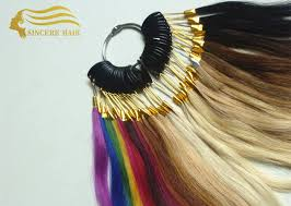 8 Inch Human Hair Color Wheel Colour Ring 32 Popular