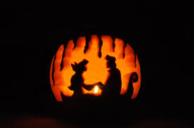 Ariel Pumpkin Carving Pattern Kiss The Girl Disney Ariel Prince Eric The Little Mermaid Pumpkin