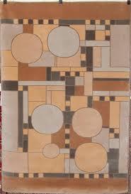 frank lloyd write rug
