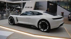 The Porsche Taycan Mission E The First Porsche Electric Porsche Electric Porsche Taycan Mission E