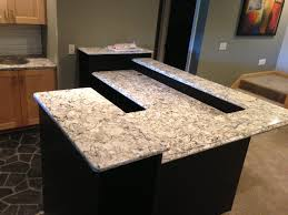 Kitchen Countertops Granite Vs Quartz Quartz Kitchen Countertops Bradshaw Cambria Quartz Finished