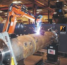 Pipe Welders Automation In Tube And Pipe Welding