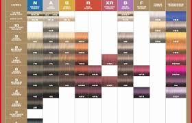 Joico Hair Color Chart Awesome Joico Hair Color Chart Joico