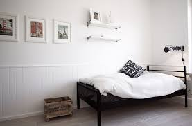 simple apartment bedroom. view in gallery simple lines and minimalist design of warsaw apartment bedroom