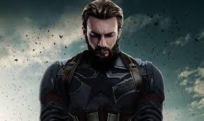 captain america avengers infinity war 2018