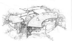 Interlude U2013 Frank Lloyd Wrightu0027s Imperial Hotel  Paradise LeasedFrank Lloyd Wright Floor Plan