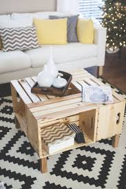 coffee table best caisse table basse dappoint coffee champagne