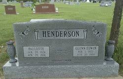 """Anna Paulette """"Polly"""" Ray Henderson (1924-2014) - Find A Grave Memorial"""