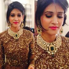 charges rs 30 000 for bridal rs 25 000 for party make up service tax will be charged extra the charges include hair make up d