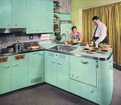 50s Kitchen 1958 Sears Kitchen Cabinets And More 32 Page Catalog Curved
