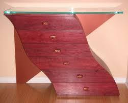 purple heart wood furniture. Purple Heart Wood Furniture. Curvy Purpleheart Table Furniture T E