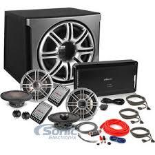 polk audio pa d5000 5 db6501 db651 db1212 sonic electronix polk audio db series amplified full range system w power wiring kit rcas