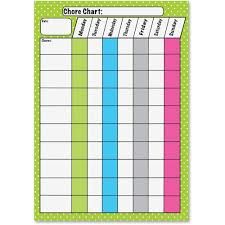 Days Of The Week Chart Ashley Magnetic Dry Erase Chore Chart Days Of The Week Each Ash10089